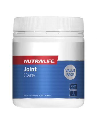 Nutra-Life Joint Care 200 capsules