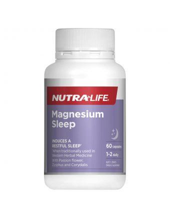 Nutra-Life Magnesium Sleep 60 capsules