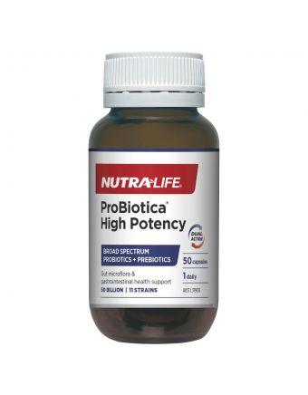 Nutra-Life ProBiotica™ High Potency 50 capsules