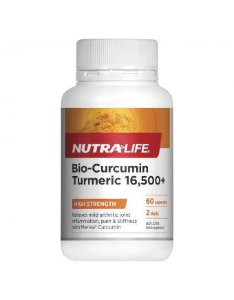 Nutra-Life Bio-Curcumin Turmeric 16,500+ 60c