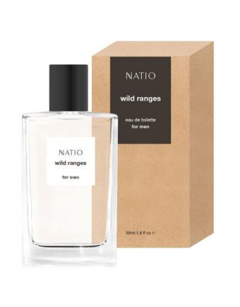 NATIO WILD RANGES FOR MEN EDT 50ML