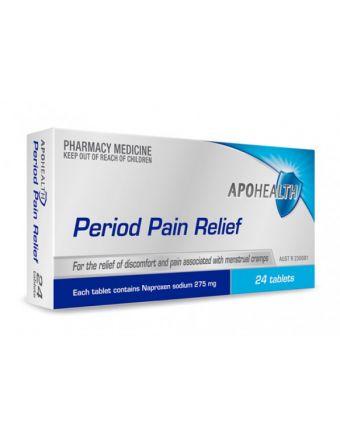 APO PERIOD PAIN RELIEF TAB 24