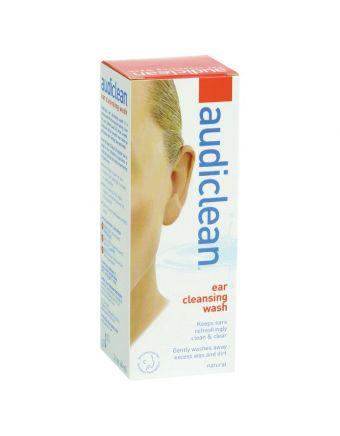 Audiclean Ear/Clns Wash 60mL