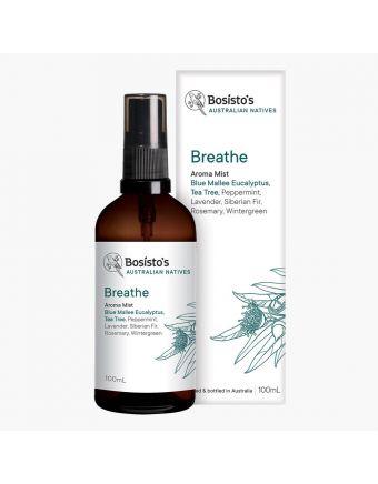 BOSISTO'S NATIVE BREATHE AROMA MIST 100ML