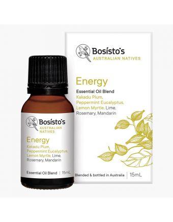 BOSISTO'S NATIVE ENERGY OIL 15ML