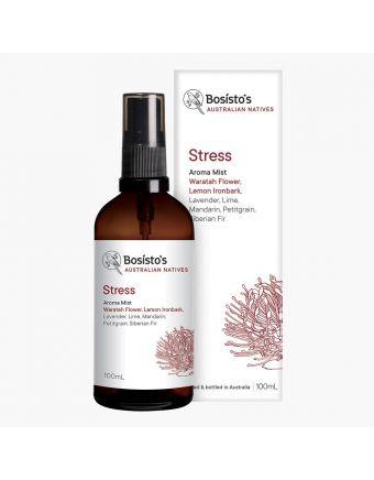 BOSISTO'S NATIVE STRESS AROMA MIST 100ML