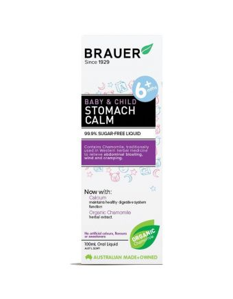 Brauer Baby & Chld Stomach Calm 100mL