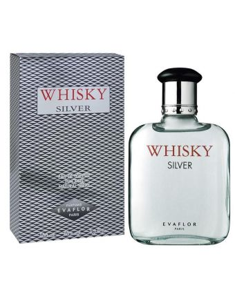 Whisky Silver For Men EDT 100mL