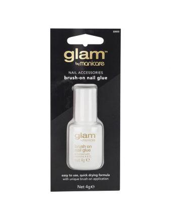 Glam By Manicare Brush-On Glue 4g