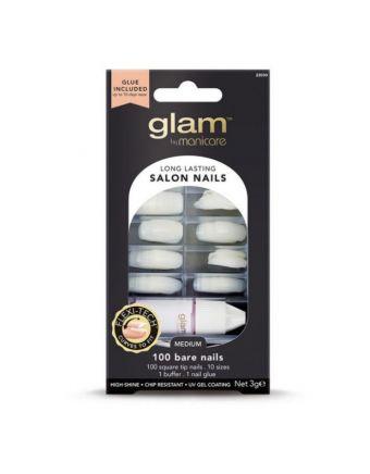 Glam By Manicare Nail Glue Box 100 Nails