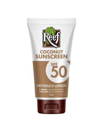 Reef Coconut Sunscreen Lotion Spf50