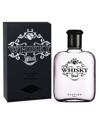 Whisky Black For Men EDT 100mL