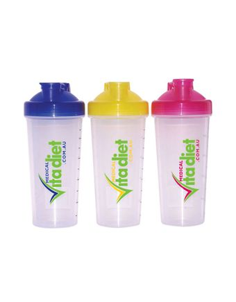 Vita Diet 500mL PLASTIC SHAKER