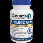 Caruso's Natural Health Folinic Acid 500Mcg (B9) 120 Tablets