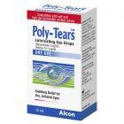 Poly Tears Lubricating Eye Drops 15mL