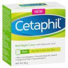 Cetaphil Face Rich Hydrating Night Cream 48G
