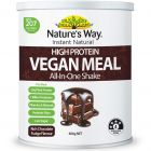 Nature's Way Inhp Vegan Meal Choc 400G