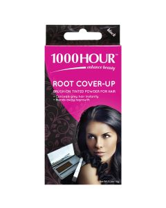 1000 Hour Hair Root Cover Up - Black