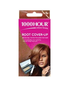 1000 Hour Hair Root Cover Up - Light Brown/Blonde