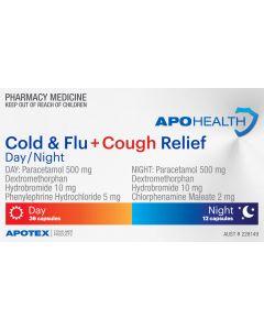 APO COLD & FLU PE DAY/NIGHT 48 TABS