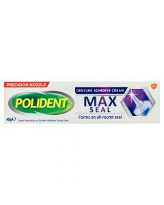 POLIDENT MAX SEAL 40G