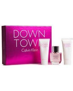 Calvin Klein Down Town for Women 3 Piece Gift Set