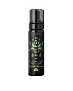 Le Tan Uber Glow Self Tanning Foam Green Base 200mL