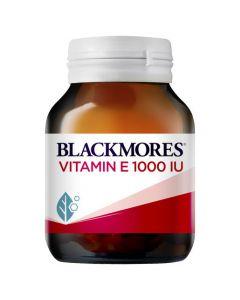 Blackmores Vitamin E 1000Iu (30)