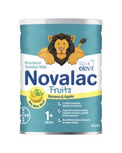 Novalac Fruits Toddler Milk 800g