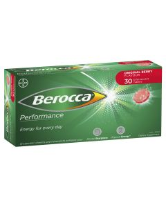 BEROCCA PERF ORIGINAL EFF TAB 30