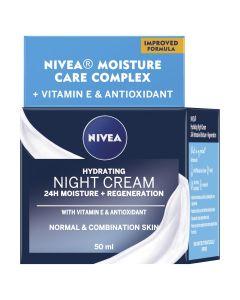 Nivea Daily Essentials Night Cream Regenerating 50mL