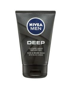 Nivea Men Face Wash Deep 100mL