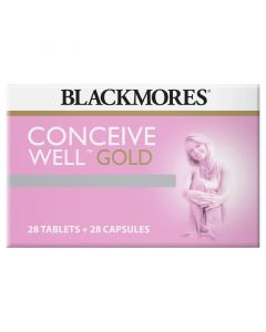 Blackmores Conceive Well Gold (56)