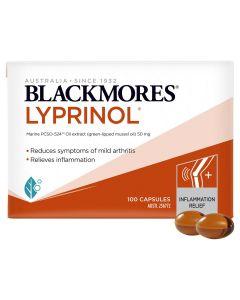 Blackmores Lyprinol (100)