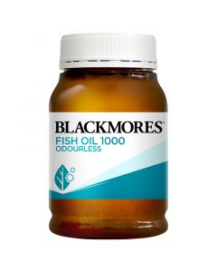 Blackmores Odourless Fish Oil (200) Amb