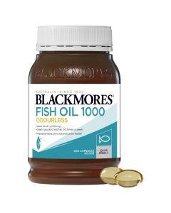 Blackmores Odourless Fishoil Mini(400)Amb