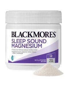 Blackmores Sleep Sound Magnesium 187.5g