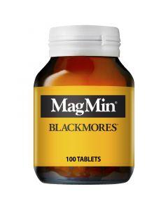 BM MAGMIN TABLETS 100