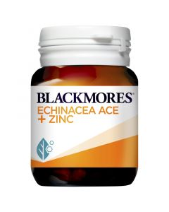 Blackmores Echinacea Ace + Zinc (30)