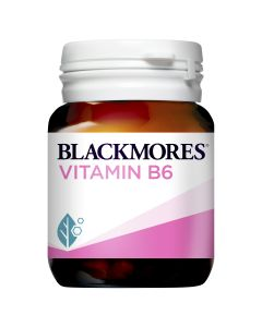 Blackmores Vitamin B6 40 Tablets