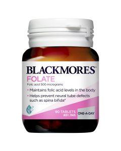 Blackmores Folate 500Mcg (90)