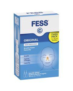 FESS NASAL SPRAY 150ML TWIN PACK