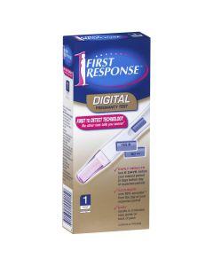 First Response Digital 1 Test