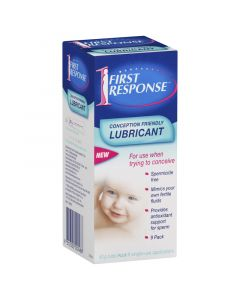 First Response Conception Friendly Lubricant 40G