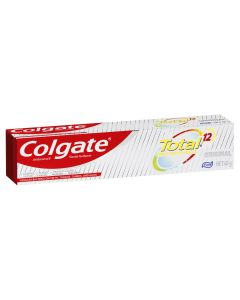 Colgate Total Whole Mouth Health Toothpaste, Original, 40g, Travel Size, Antibacterial & Fluoride