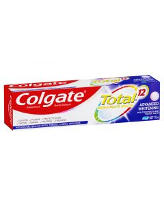 Colgate Total Advanced Whitening Antibacterial & Fluoride Toothpaste 115g