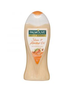 Palmolive Shower Gel 400mL Body Butter 400mL Shea + Almond