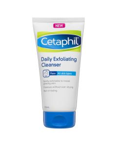 Cetaphil Face Daily Exfoliating Cleanser 178mL