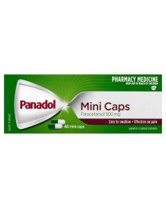 PANADOL MINI CAPLETS 48