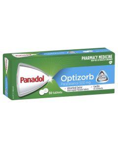 PANADOL OPTIZORB TABLETS 50